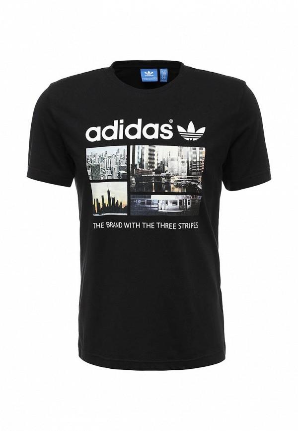 Футболка adidas Originals adidas Originals AD093EMUNP27 adidas originals topanga core black gum