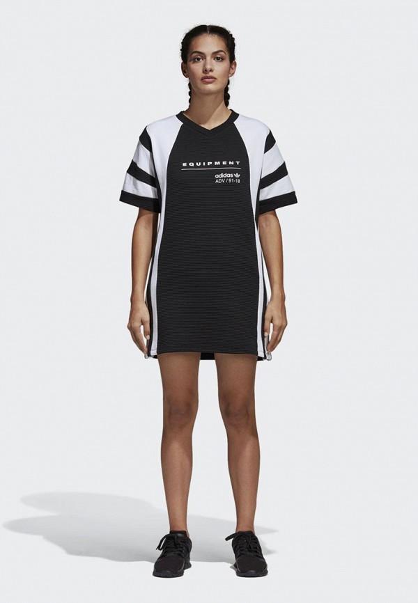 Платье adidas Originals adidas Originals AD093EWALOO2 adidas originals adidas originals ad093emhes91 page 2