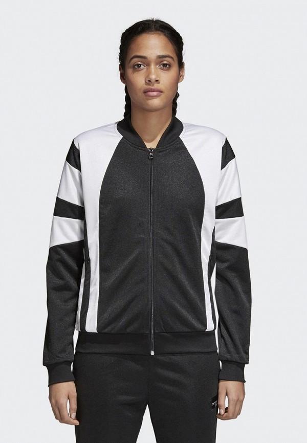 Купить Олимпийка adidas Originals, adidas Originals AD093EWALOO4, черный, Весна-лето 2018