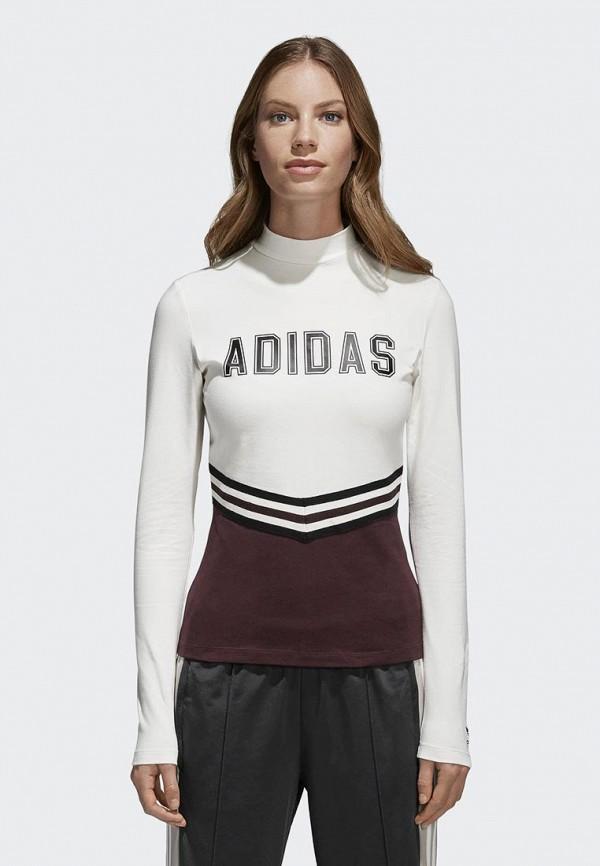 Лонгслив adidas Originals adidas Originals AD093EWALOU4 чехол для карточек авокадо дк2017 093