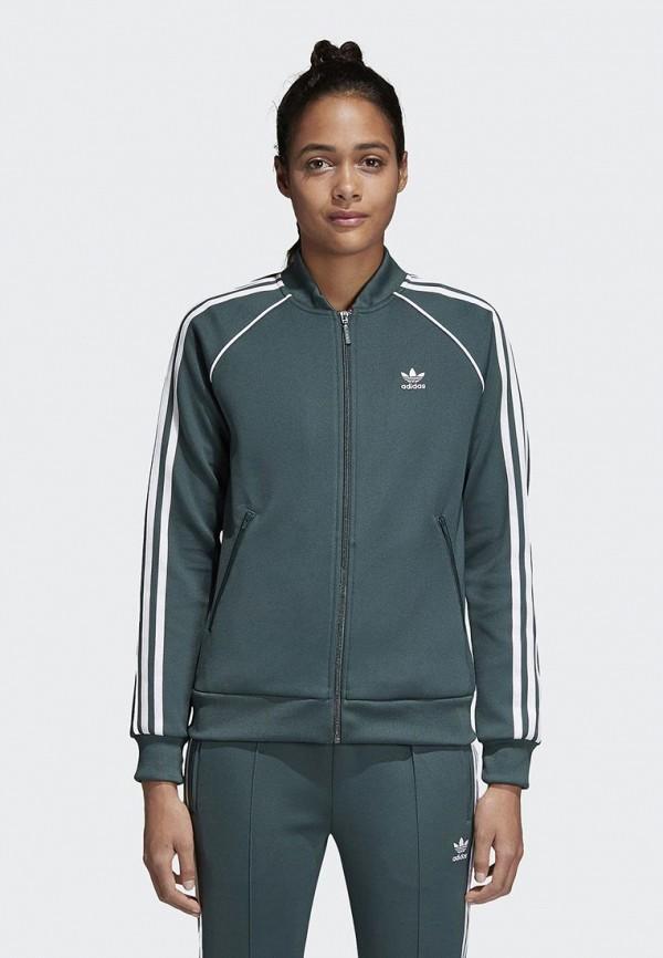 Олимпийка adidas Originals adidas Originals AD093EWALOW2 чехол для карточек авокадо дк2017 093