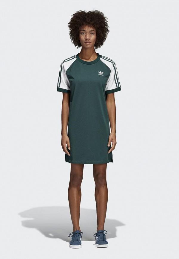 Платье adidas Originals adidas Originals AD093EWALOY5 чехол для карточек авокадо дк2017 093