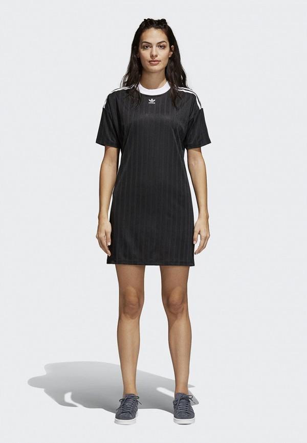 Платье adidas Originals adidas Originals AD093EWALOY7 adidas originals adidas originals ad093emhes91