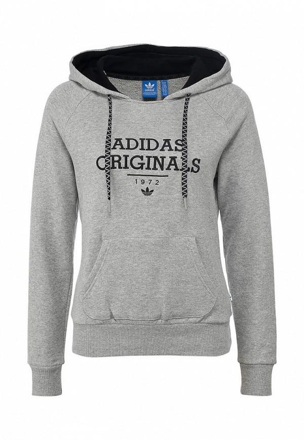 Женские худи Adidas Originals (Адидас Ориджиналс) F77838: изображение 1