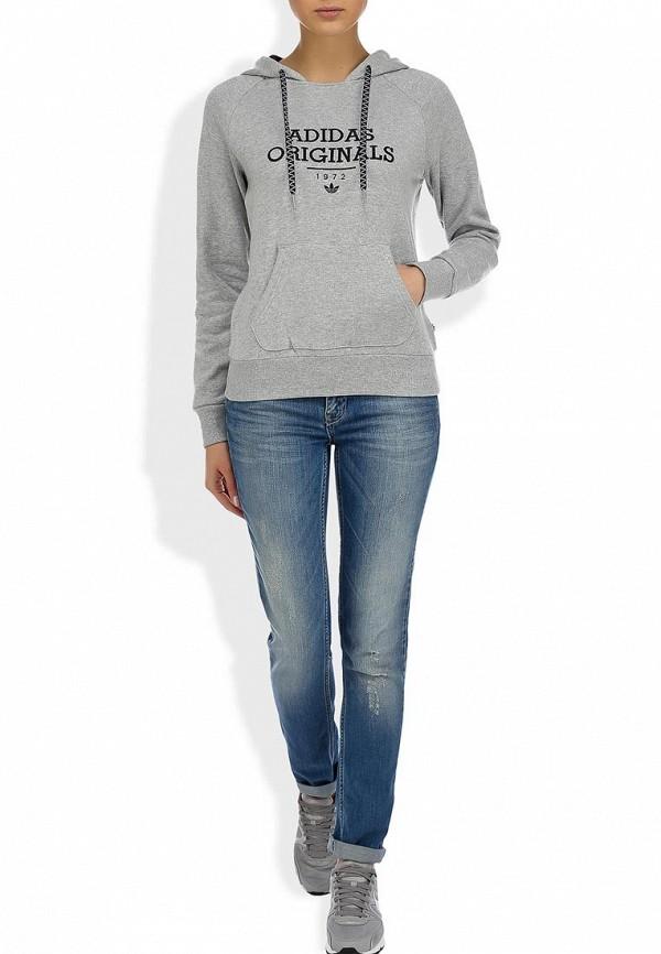 Женские худи Adidas Originals (Адидас Ориджиналс) F77838: изображение 3