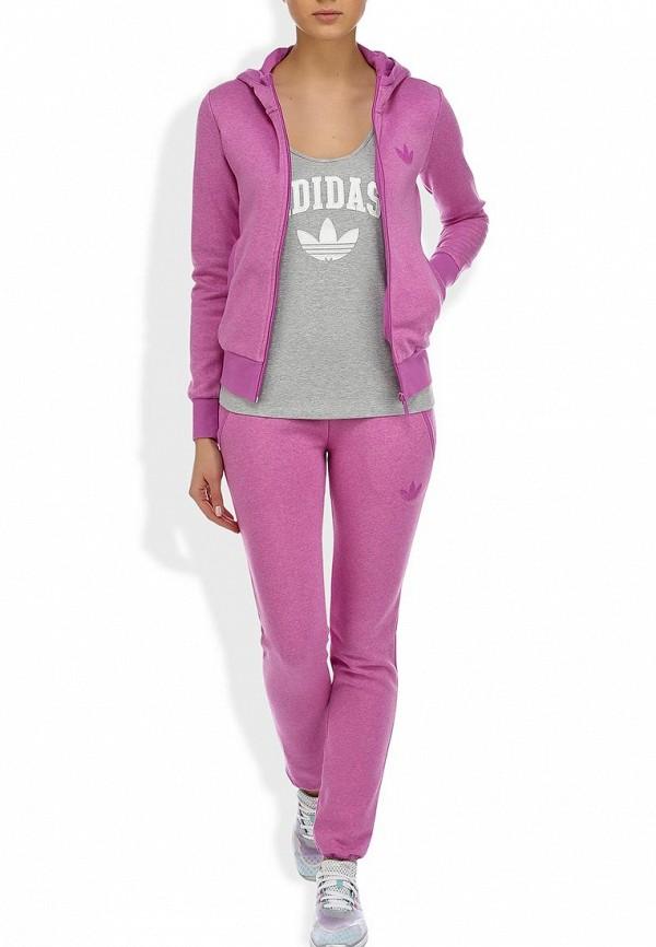 Толстовка Adidas Originals (Адидас Ориджиналс) F77909: изображение 6