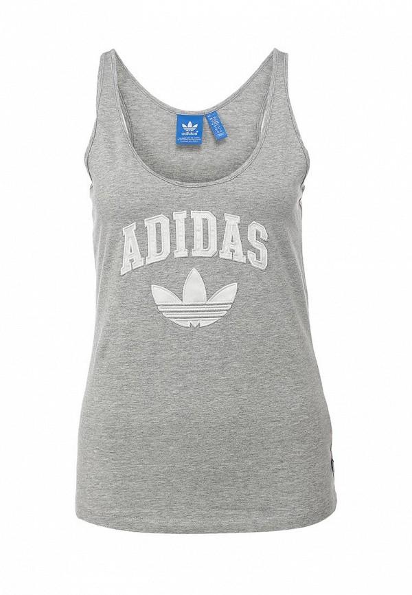 Спортивный топ Adidas Originals (Адидас Ориджиналс) F77927: изображение 1