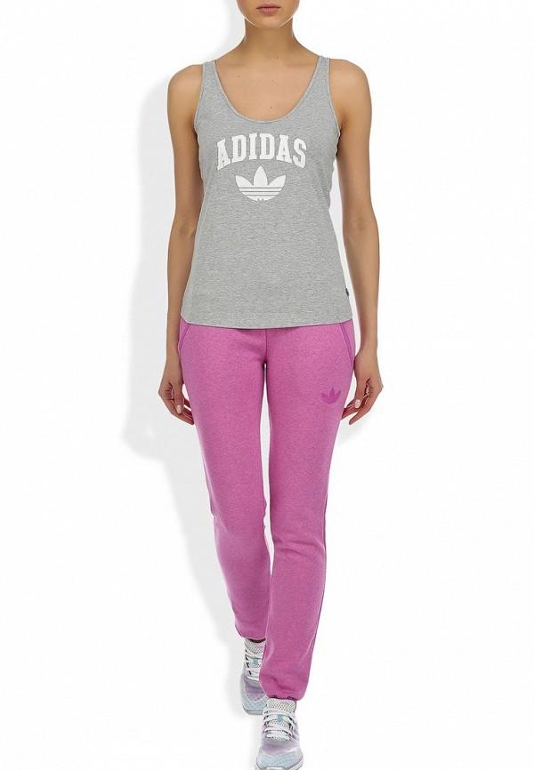 Спортивный топ Adidas Originals (Адидас Ориджиналс) F77927: изображение 6
