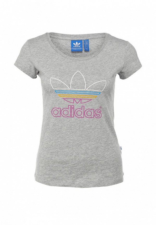 Футболка с коротким рукавом Adidas Originals (Адидас Ориджиналс) F78419: изображение 1