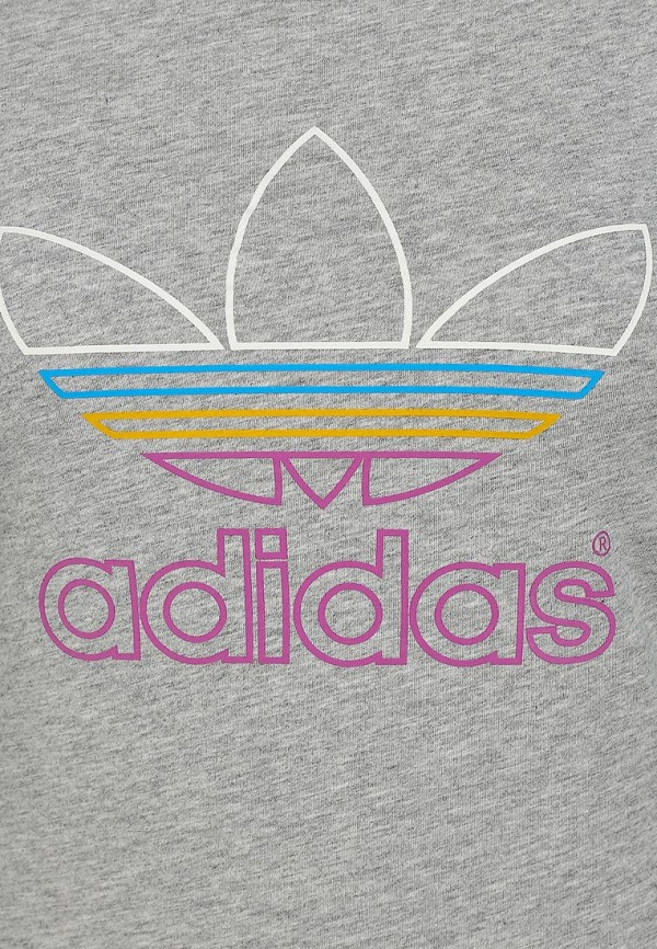 Футболка с коротким рукавом Adidas Originals (Адидас Ориджиналс) F78419: изображение 4