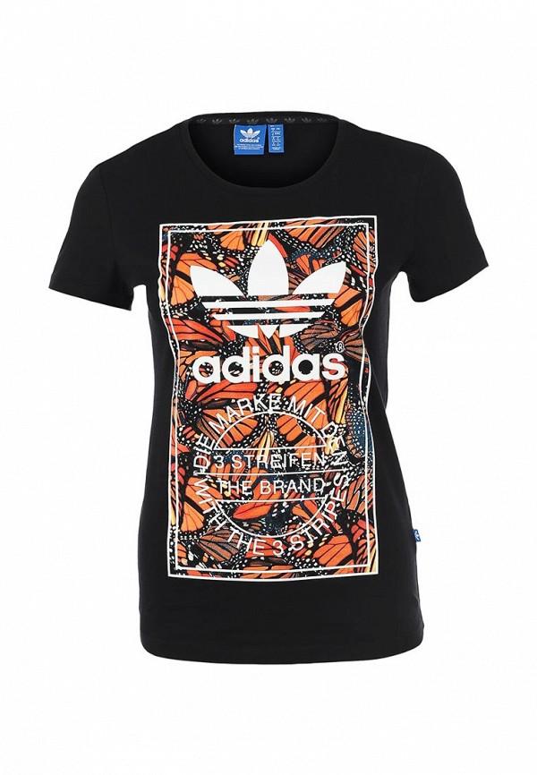 Футболка с коротким рукавом Adidas Originals (Адидас Ориджиналс) M30300: изображение 1