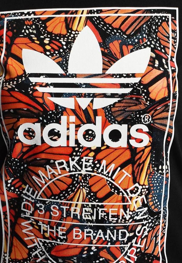 Футболка с коротким рукавом Adidas Originals (Адидас Ориджиналс) M30300: изображение 2