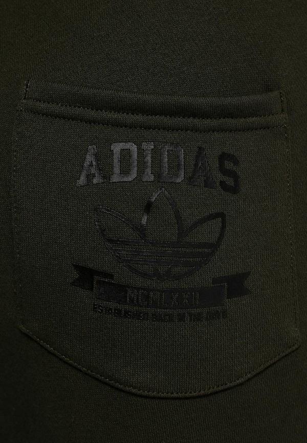 Женские спортивные брюки Adidas Originals (Адидас Ориджиналс) M30306: изображение 3