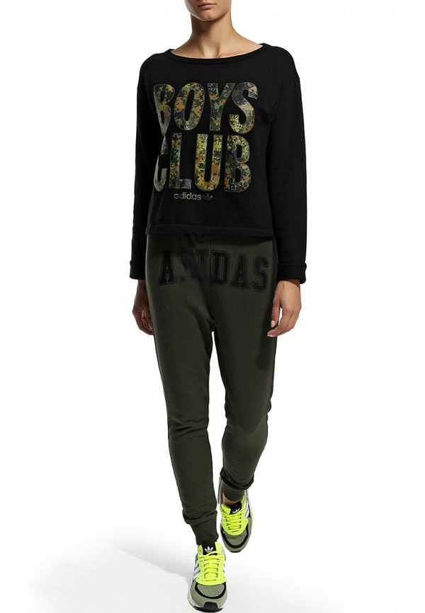 Женские спортивные брюки Adidas Originals (Адидас Ориджиналс) M30306: изображение 5