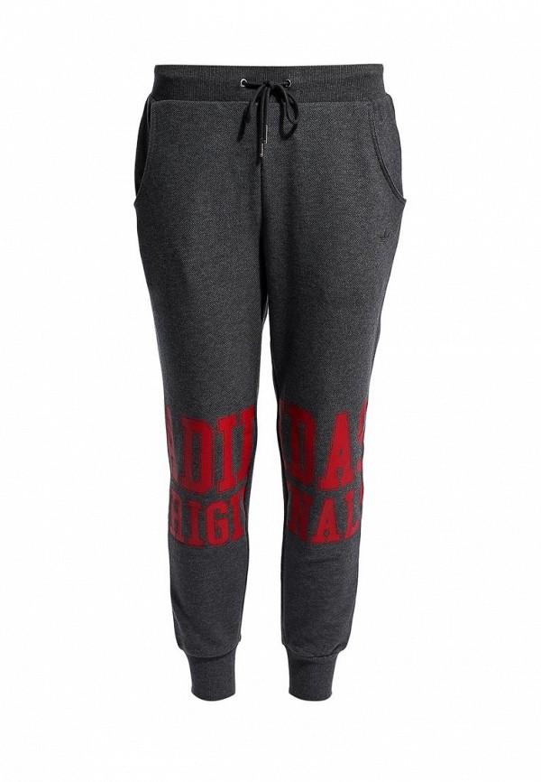 Женские спортивные брюки Adidas Originals (Адидас Ориджиналс) M30337: изображение 1