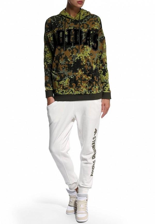 Женские худи Adidas Originals (Адидас Ориджиналс) M30352: изображение 5