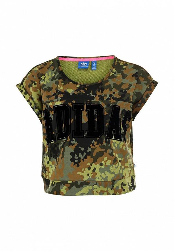 Спортивная футболка Adidas Originals (Адидас Ориджиналс) M30356: изображение 1