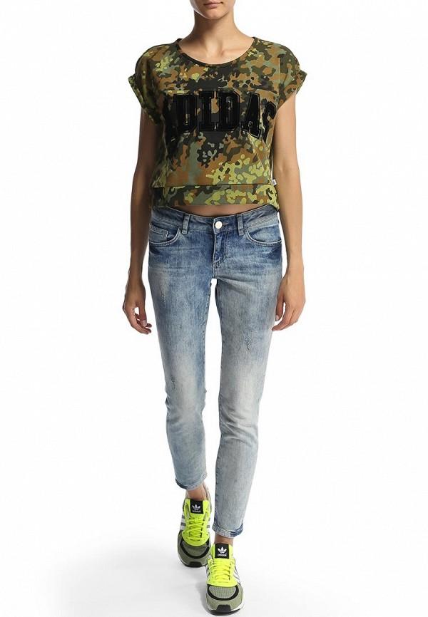 Спортивная футболка Adidas Originals (Адидас Ориджиналс) M30356: изображение 3