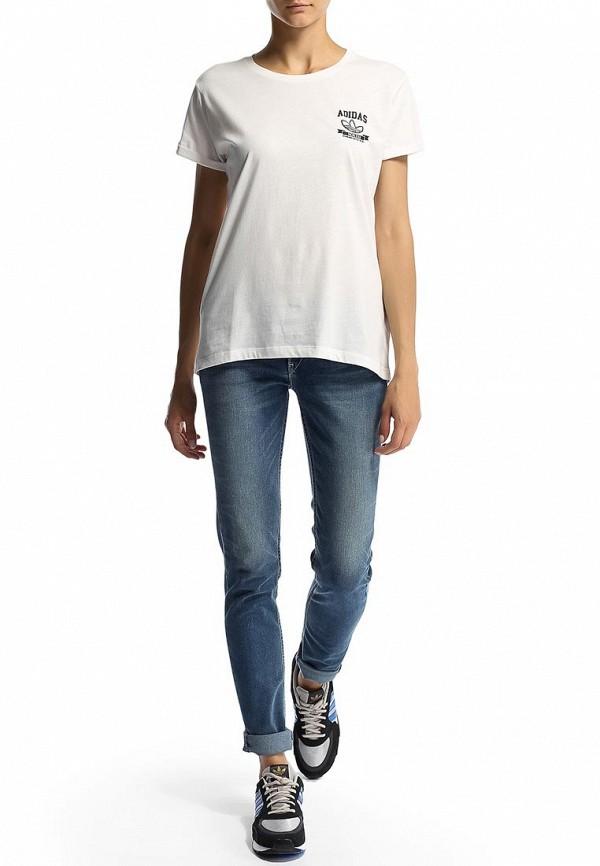 Спортивная футболка Adidas Originals (Адидас Ориджиналс) M30369: изображение 3
