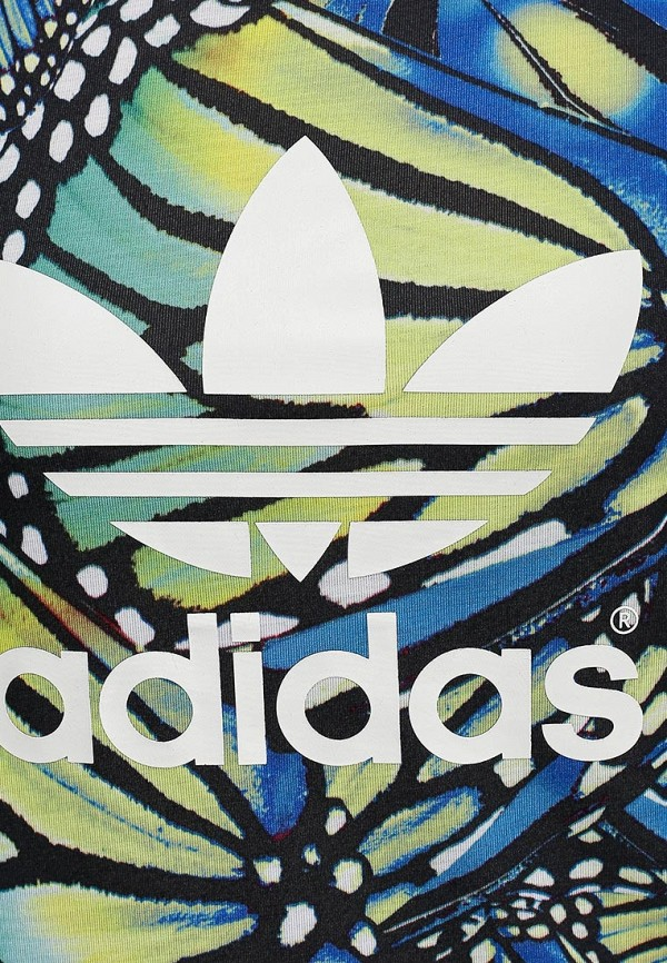 Футболка с коротким рукавом Adidas Originals (Адидас Ориджиналс) M30401: изображение 2