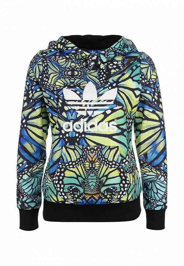 Женские худи Adidas Originals (Адидас Ориджиналс) M30437: изображение 1