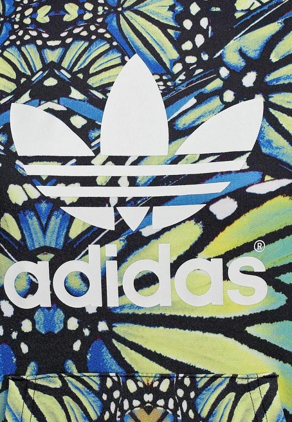 Женские худи Adidas Originals (Адидас Ориджиналс) M30437: изображение 2