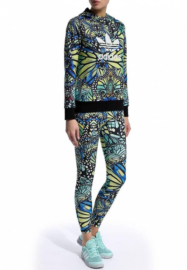 Женские худи Adidas Originals (Адидас Ориджиналс) M30437: изображение 3