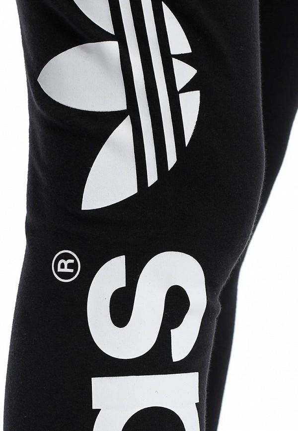 Женские леггинсы Adidas Originals (Адидас Ориджиналс) M30671: изображение 4