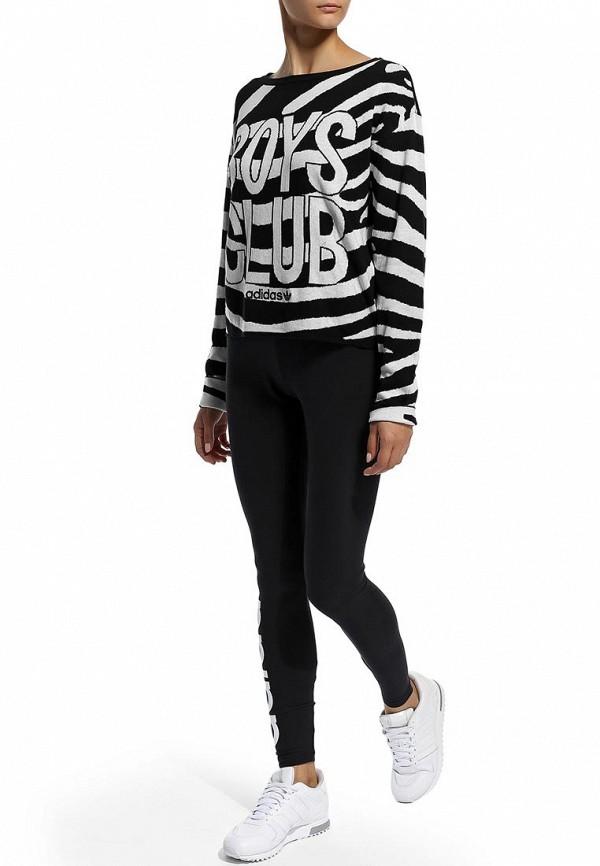 Женские леггинсы Adidas Originals (Адидас Ориджиналс) M30671: изображение 6