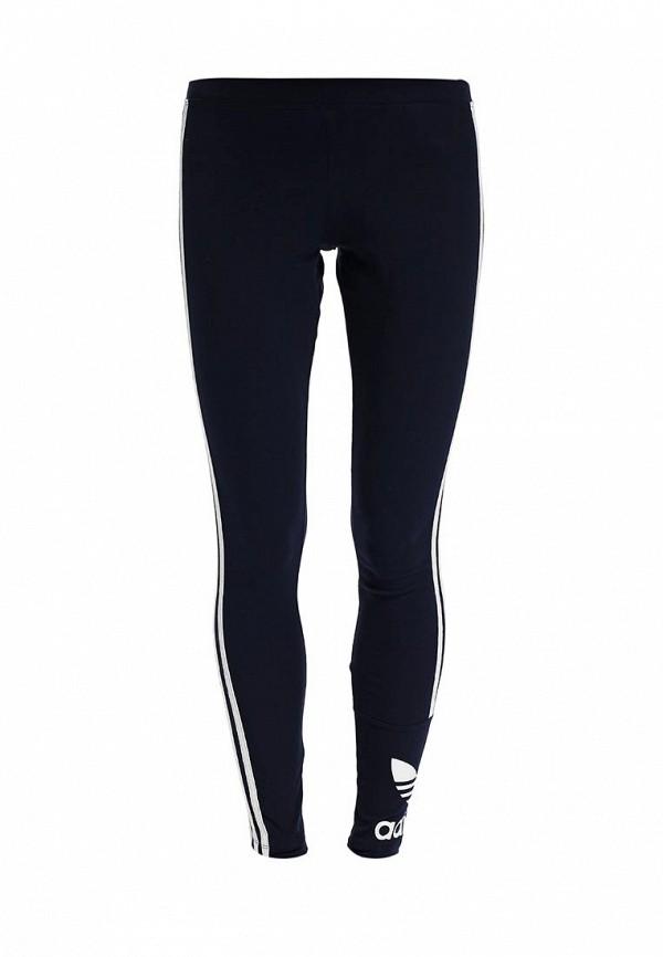 Женские леггинсы Adidas Originals (Адидас Ориджиналс) M30710: изображение 1