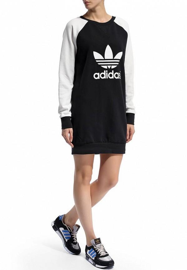Платье-мини Adidas Originals (Адидас Ориджиналс) M30770: изображение 5