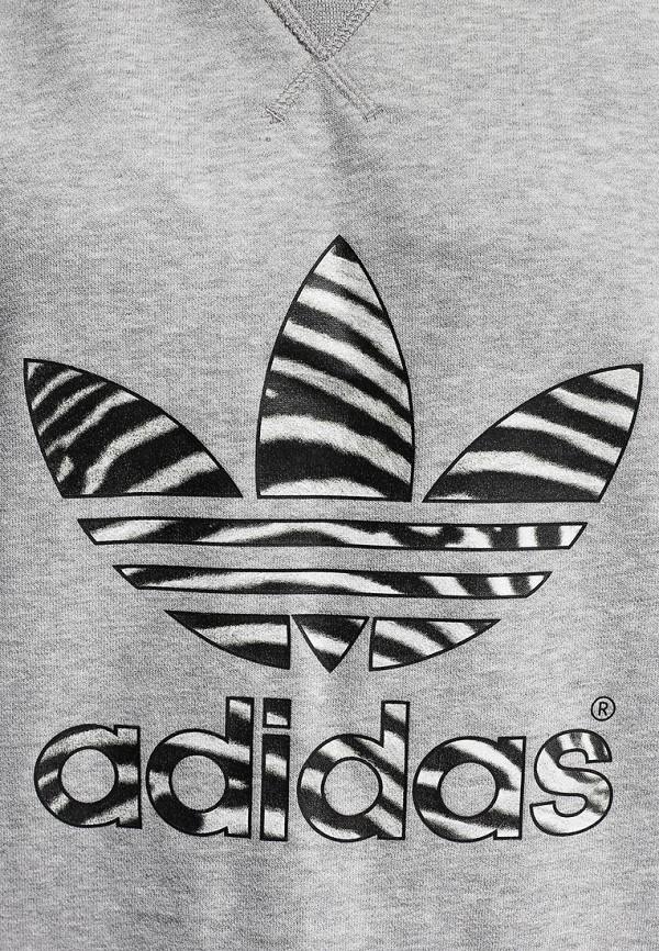 Платье-мини Adidas Originals (Адидас Ориджиналс) M30776: изображение 4