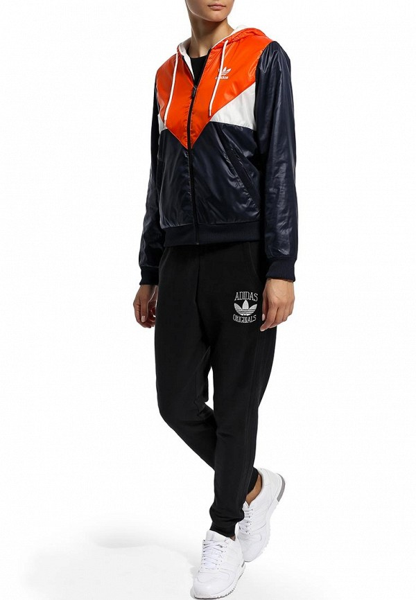 Ветровка Adidas Originals (Адидас Ориджиналс) M30804: изображение 5