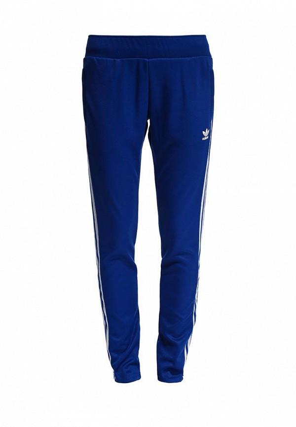 Женские спортивные брюки Adidas Originals (Адидас Ориджиналс) M30811: изображение 1