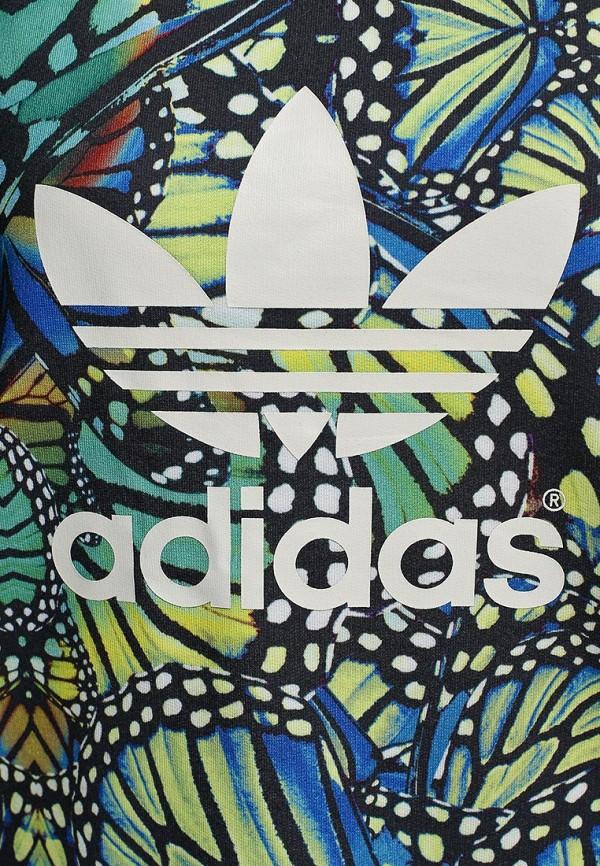 Платье-мини Adidas Originals (Адидас Ориджиналс) M31031: изображение 2