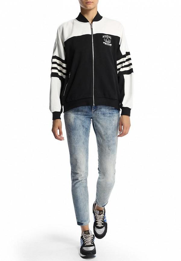 Олимпийка Adidas Originals (Адидас Ориджиналс) M69646: изображение 5