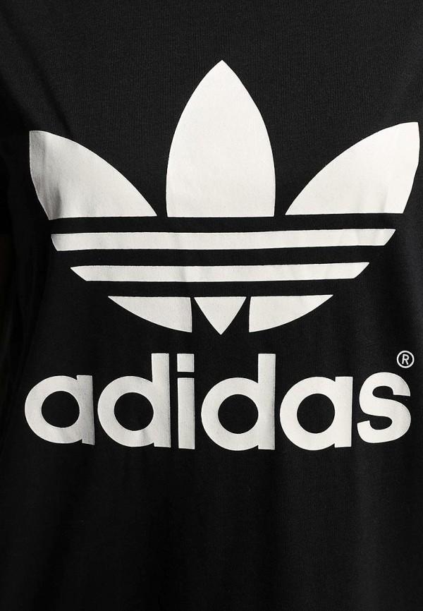 Футболка с надписями Adidas Originals (Адидас Ориджиналс) M69760: изображение 2