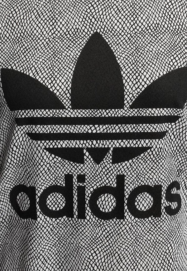 Футболка с надписями Adidas Originals (Адидас Ориджиналс) M69762: изображение 3