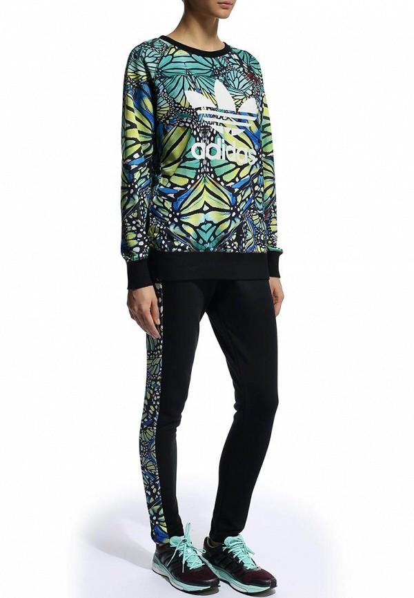 Женские спортивные брюки Adidas Originals (Адидас Ориджиналс) M69767: изображение 3