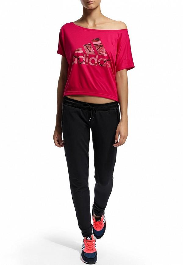 Женские спортивные брюки Adidas Originals (Адидас Ориджиналс) M69789: изображение 6