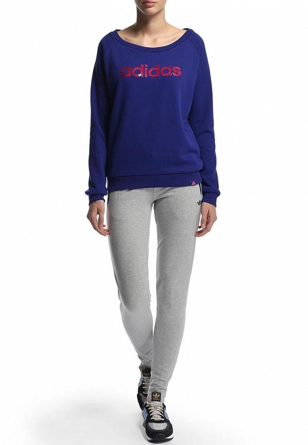 Женские спортивные брюки Adidas Originals (Адидас Ориджиналс) M69796: изображение 5