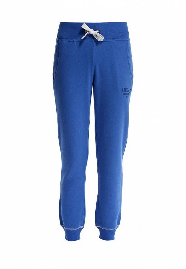 Женские спортивные брюки Adidas Originals (Адидас Ориджиналс) M69914: изображение 1
