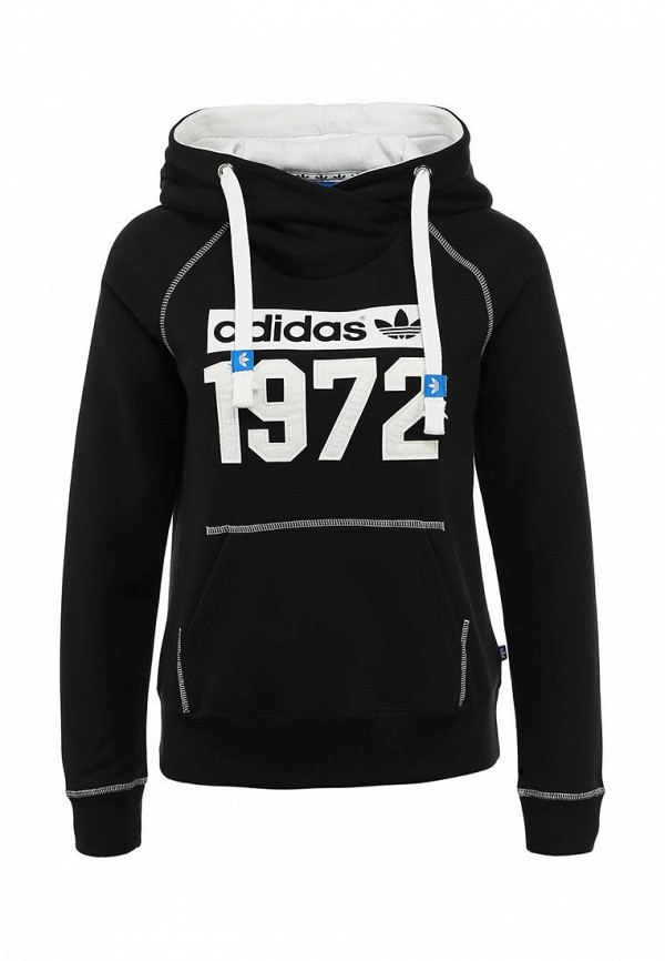 Женские худи Adidas Originals (Адидас Ориджиналс) M69932: изображение 1
