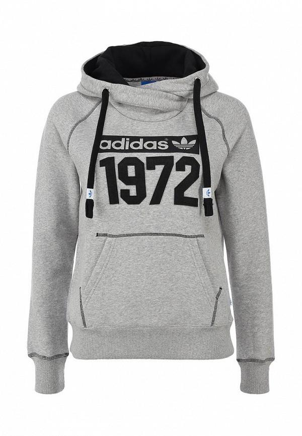 Флисовая толстовка Adidas Originals (Адидас Ориджиналс) M69933: изображение 1