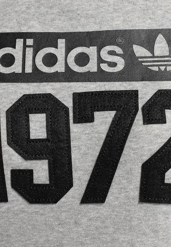 Флисовая толстовка Adidas Originals (Адидас Ориджиналс) M69933: изображение 3