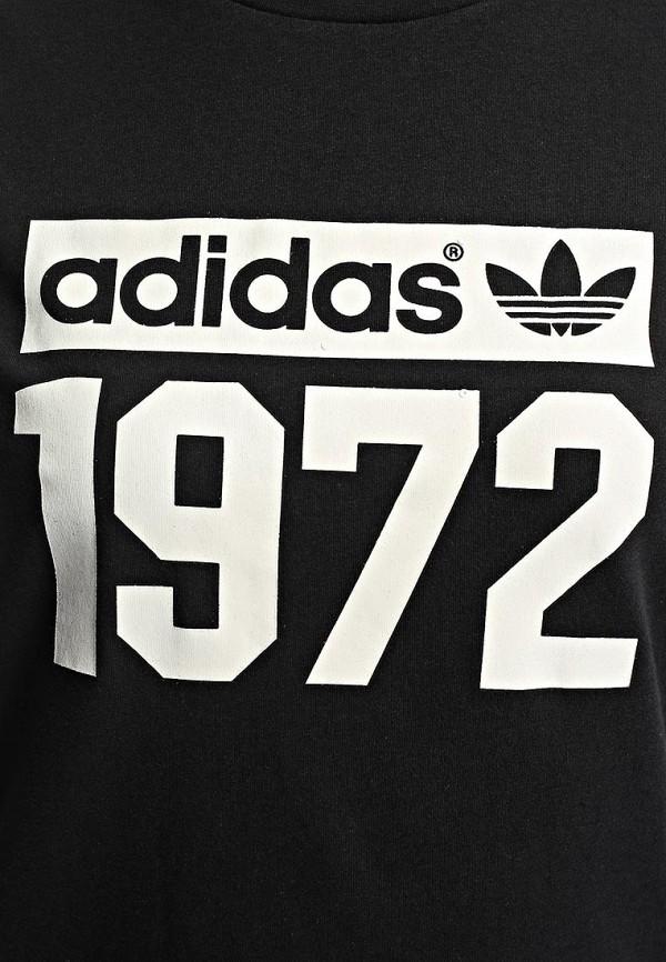 Футболка с надписями Adidas Originals (Адидас Ориджиналс) M69946: изображение 2