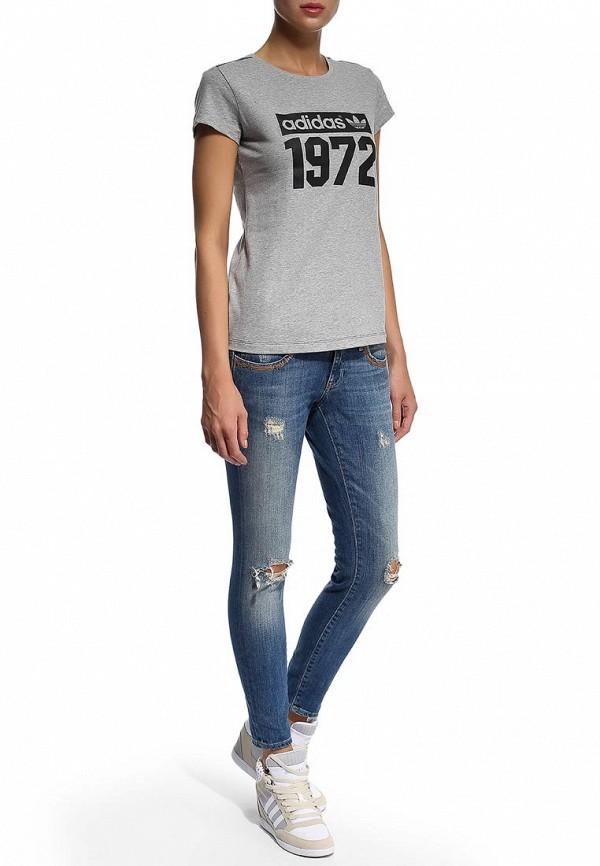 Спортивная футболка Adidas Originals (Адидас Ориджиналс) M69947: изображение 3