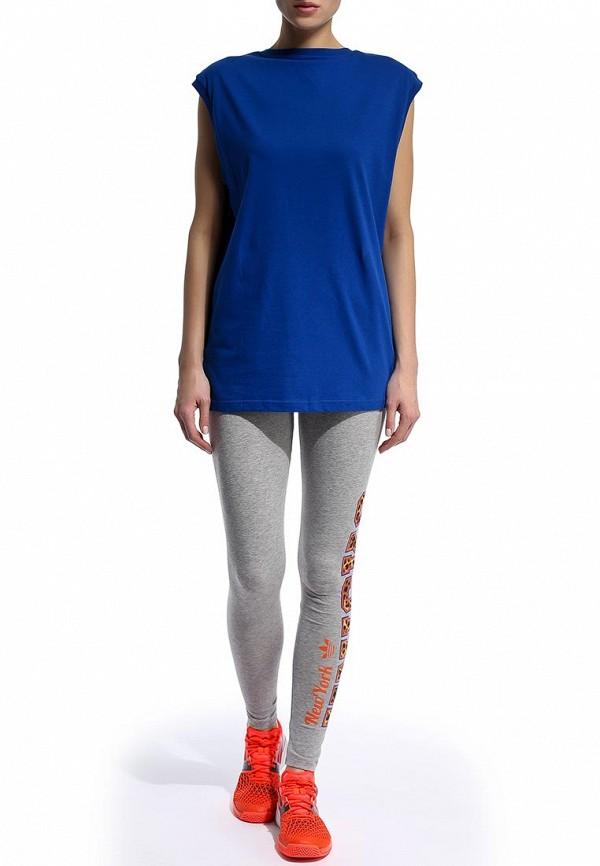 Женские леггинсы Adidas Originals (Адидас Ориджиналс) M69958: изображение 3
