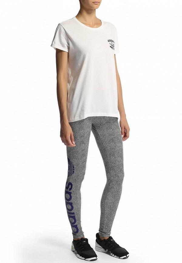 Женские спортивные брюки Adidas Originals (Адидас Ориджиналс) M69959: изображение 5