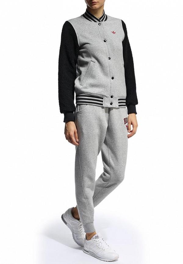 Женские спортивные брюки Adidas Originals (Адидас Ориджиналс) M69960: изображение 4